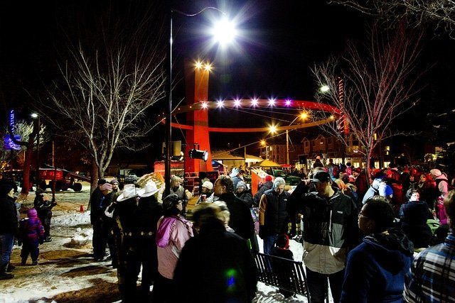 Light Up Okotoks November 17